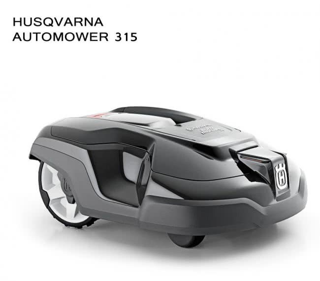 husqvarna automower 315. Black Bedroom Furniture Sets. Home Design Ideas