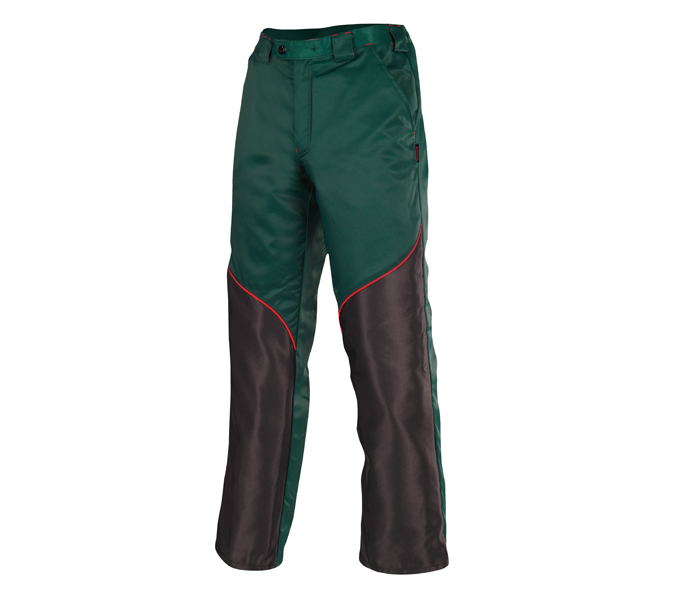 schnittschutz bundhose plus standardgr en portofrei im shop kaufen. Black Bedroom Furniture Sets. Home Design Ideas
