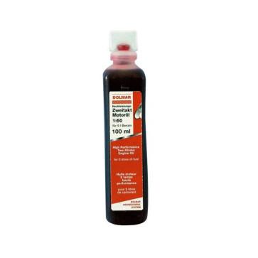 DOLMAR Hochleistungs-Zweitakt-Motoröl 50:1 100 ml