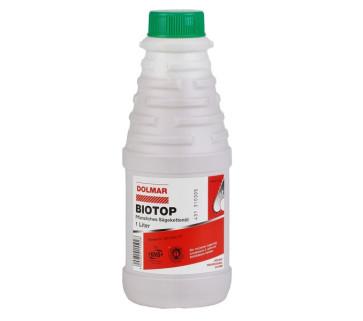 DOLMAR Sägekettenöl BIOTOP 1 Liter