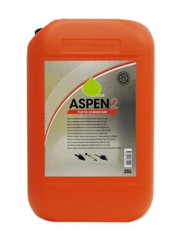 25 Liter ASPEN 2T Sonderkraftstoff für Kettensägen