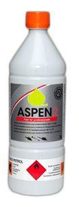 1 Liter ASPEN 2T Sonderkraftstoff für Kettensägen