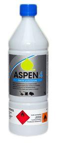 1 Liter ASPEN 4T Sonderkraftstoff für Rasenmäher