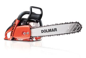 DOLMAR PS 5105 CH Benzin Kettensäge mit Griffheizung