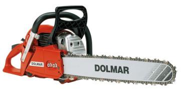 "DOLMAR Benzin Kettensäge PS-6400 40 cm 3/8"""