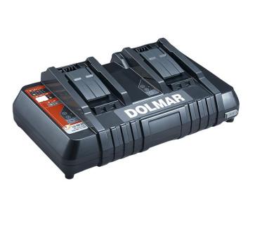 DOLMAR Ladegerät LG-184 X2