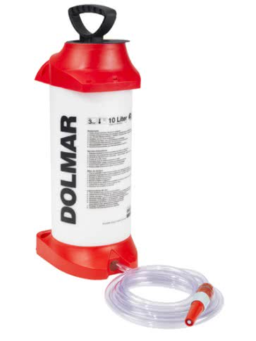 10-Liter-Druckwassertank Kunststoff