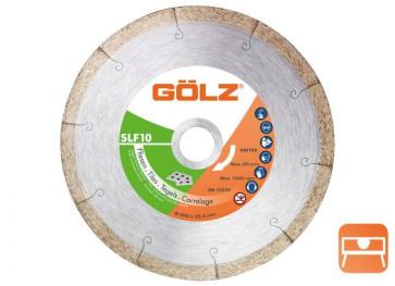 GÖLZ SLF10 Diamant-Trennscheibe Ø 250 mm