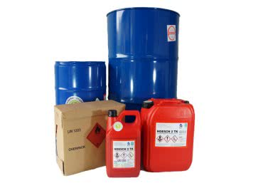55 Liter HOESCH 2TK Sonderkraftstoff für Kettensägen