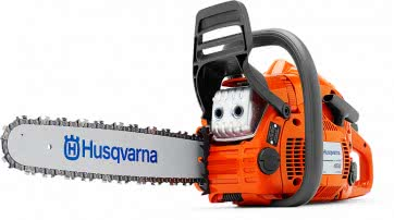 HUSQVARNA 450 e Allround Benzin Kettensäge
