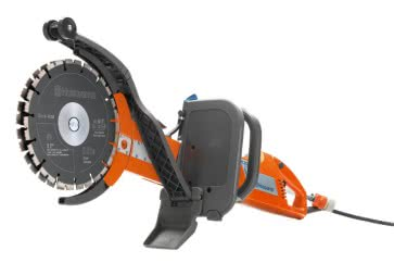 Husqvarna K4000 Cut-n-Break Elektro Trennschleifer inkl. 1 Satz EL10
