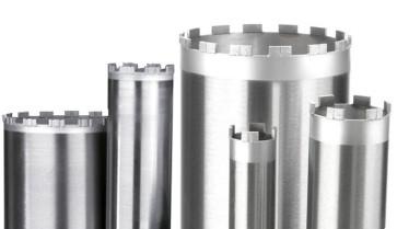 HUSQVARNA D 420 Diamant-Bohrkrone für Beton 5 Stück