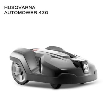 HUSQVARNA Automower 420 Modell 2018