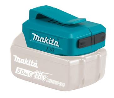makita usb ladeadapter für handys deaadp05