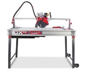 RUBI DX-250 PLUS 1400 Laser & Level Fliesenschneidmaschine