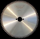 JEPSON 255 mm / 80 Zähne Drytech HM für Aluminium