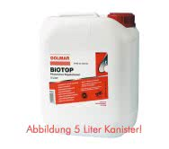 DOLMAR Sägekettenöl BIOTOP 200-Liter-Fass