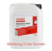 DOLMAR Sägekettenöl 5 Liter