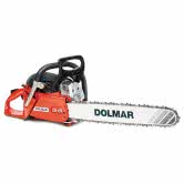 "DOLMAR PS-7310 50 cm 3/8"" Benzin Kettensäge"