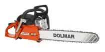 """DOLMAR PS-7910 H -50 cm 3/8"""" Benzin Kettensäge mit Griffheizung"""