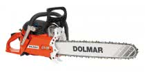 """DOLMAR PS-7910 H -45 cm 3/8"""" Benzin Kettensäge mit Griffheizung"""