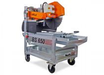 GÖLZ BS 650 Blocksteinsäge 400 Volt