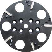 GÖLZ CG250-PKD Diamantschleifteller abrasiv