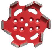 GÖLZ CG250-S Diamantschleifteller soft