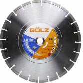 GÖLZ LB 20 Diamanttrennscheibe 350 mm für Beton