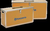 Holztransportkiste für Husqvarna Trennschleifer