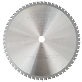 JEPSON 305 mm / 60 Zähne HM-Sägeblatt  für Stahl, NE-Metalle und Verbundstoffe