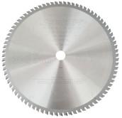 JEPSON 305 mm / 80 Zähne HM-Sägeblatt für dünnwandige Profile