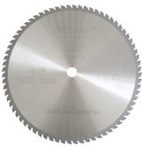 JEPSON 355 mm / 72 Zähne  HM-Sägeblatt  für mittleren Stahl und Edelstahl