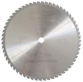 JEPSON 355 mm / 60 Zähne HM-Sägeblatt  für Edelstahl, Stahl, NE-Metalle (dickwandig)