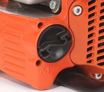 PS 420 DOLMAR Benzin Kettensäge Öl und Tankdeckel