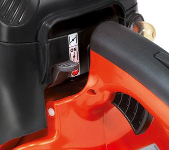 PS 420 DOLMAR Benzin Kettensäge Touch&Stop Einhebelbedienung
