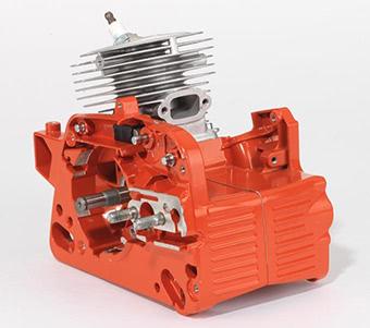 PS 420 DOLMAR Benzin Kettensäge Motorblock Magnesium Druckguss