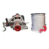 DOCMA VF 105 Red Iron Spillwinde inkl. 100 m Seil beim Fachhändler in Leipzig online im Shop günstig kaufen